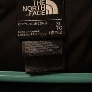 The North Face Jackets & Coats - Boys XL North Face jacket